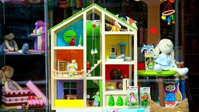Children's market in the growth wave