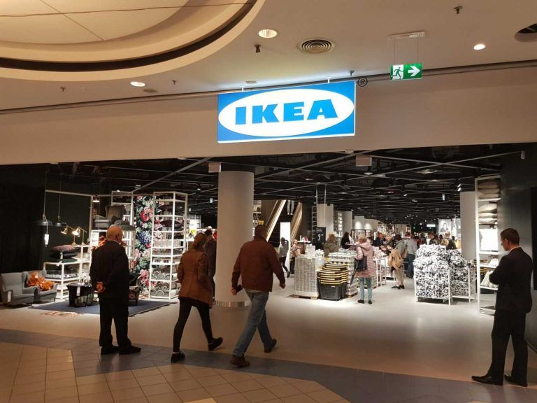 The new IKEA store is not just a plus
