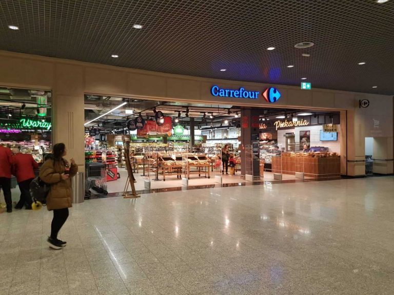 Hypermarkets will be popular for a long time to come