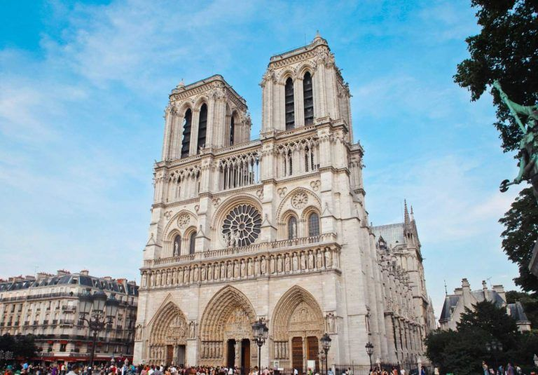 Owner of Sephora to the rescue of Notre Dame