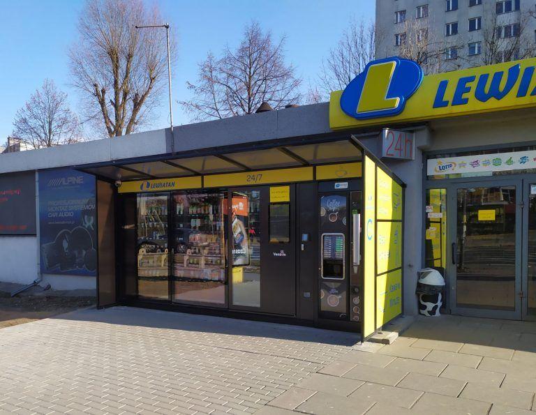 Lewiatan launches self-service concept