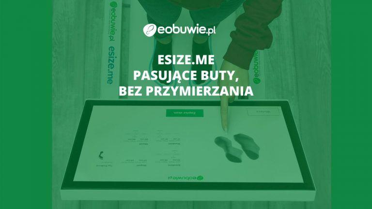 Eobuwie.pl app launches esize.me