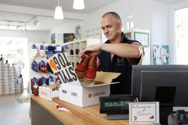 Zalando rusza w Polsce z Connected Retail