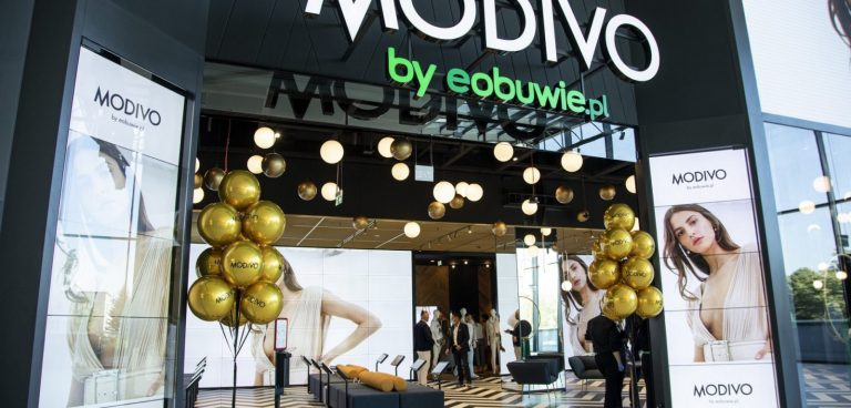 Modivo launches first brick-and-mortal store
