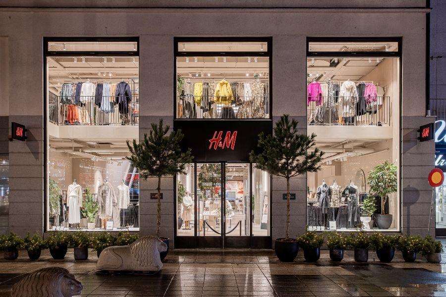 h&m sklep store