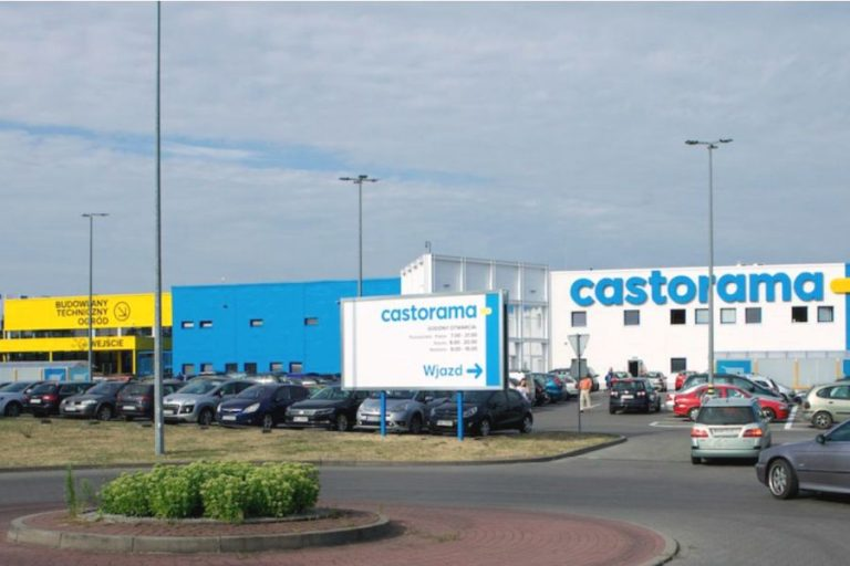 CastoMaty – Castorama introduces its own parcel machines in Poland