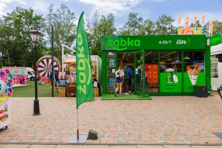 Zabka: Over 50 seasonal shops