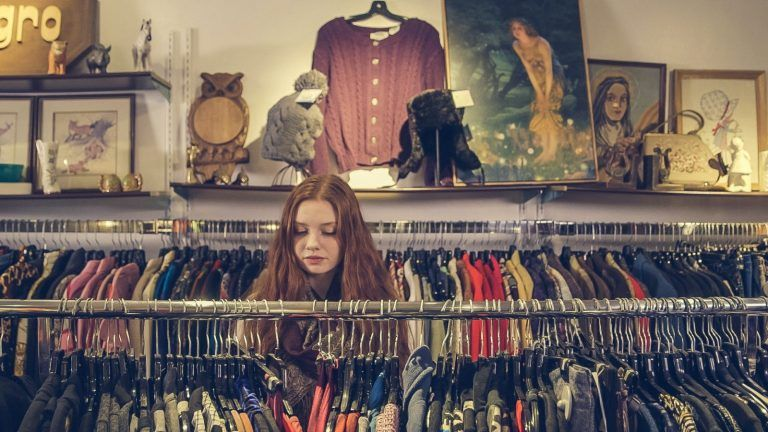 PMR study: Second-hands in fashion