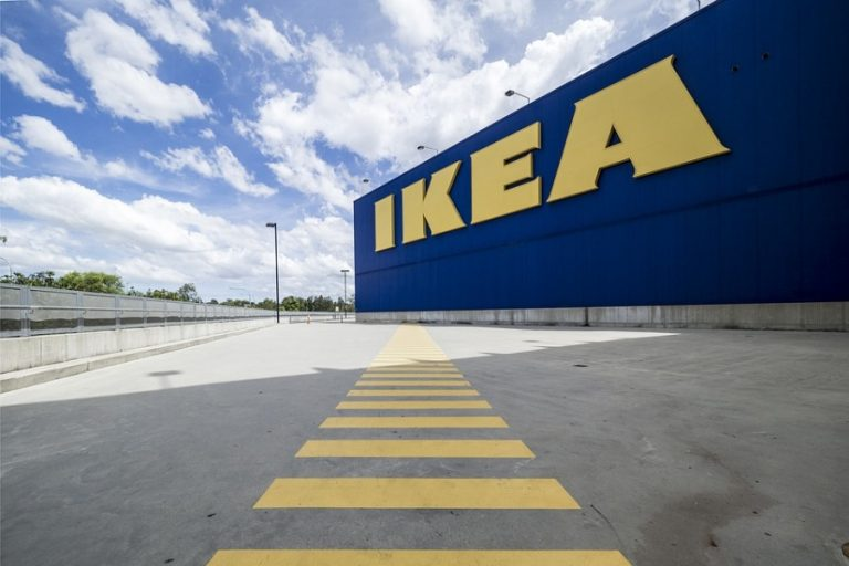 Skrytka IKEA – a new form of click&collect pickup