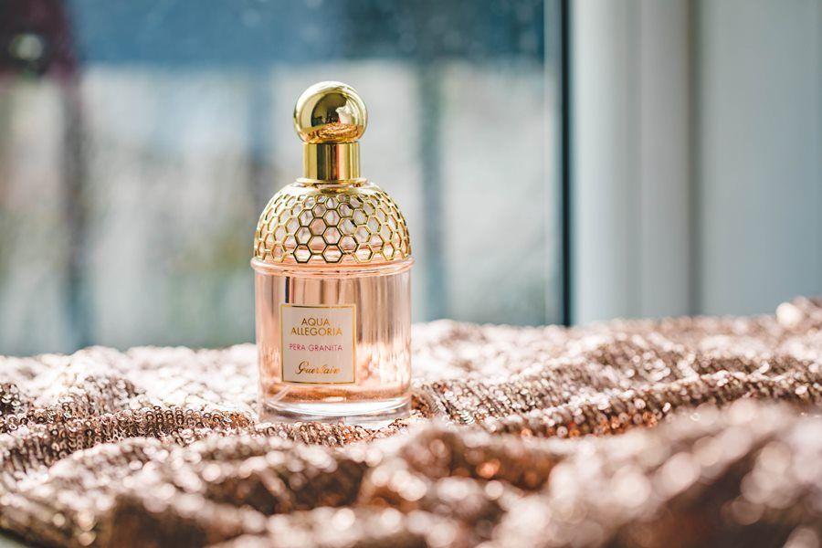 perfumy buteleczka