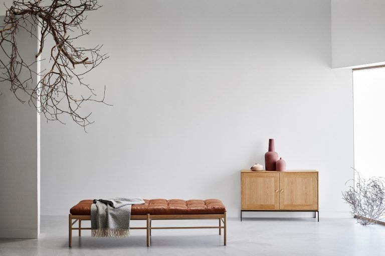 Danish furniture design company opens their store in Warsaw