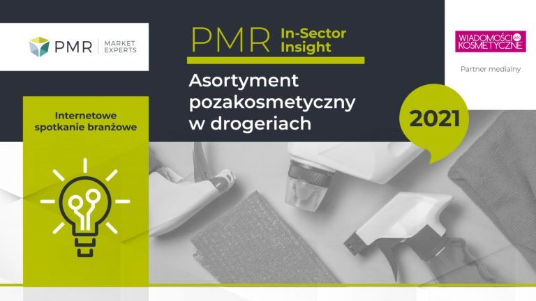 PMR In-Sector Insight: Household chemicals are the most purchased non-cosmetic product in drugstores