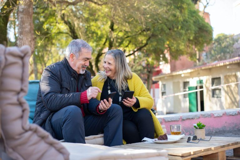 Ericsson: Seniors are gradually closing the digital generation gap