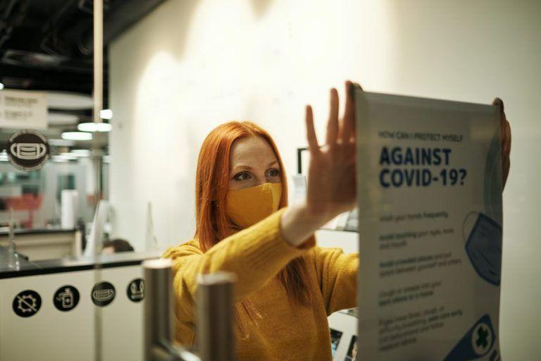 Coronavirus: Almost full lockdown in Poland