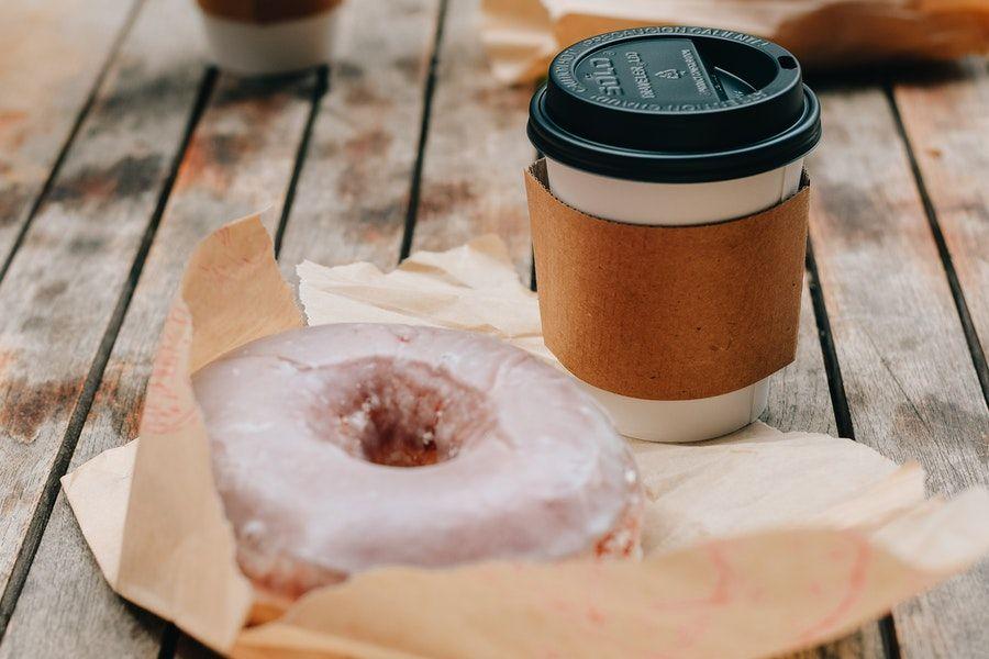kawa i donut