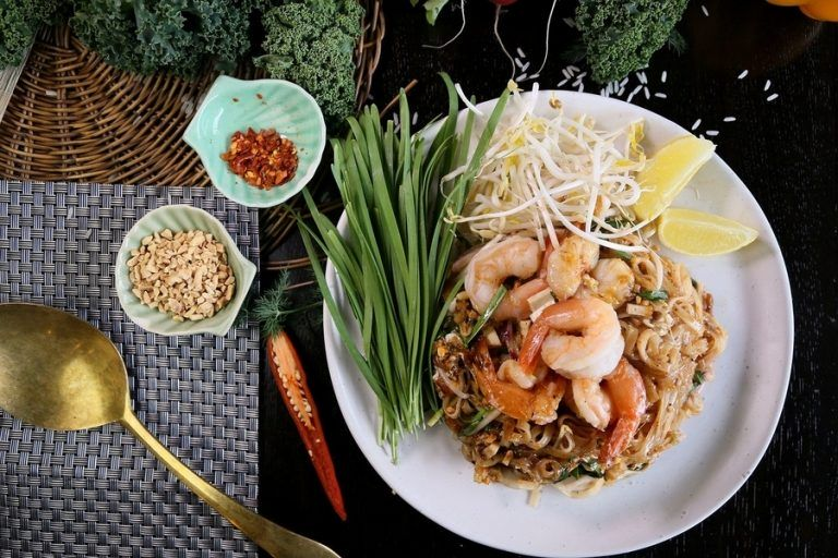 Pad Thai – the most popular Thai meal among Poles during the pandemic