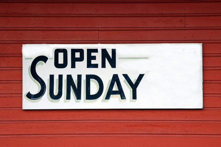More than half of Poles want Shopping Sundays back