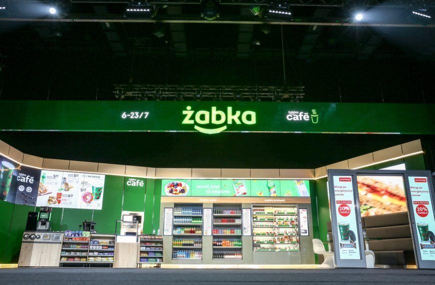 Zabka invests in its own dark stores