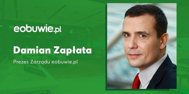 Damian Zapłata z Allegro do ebouwie.pl