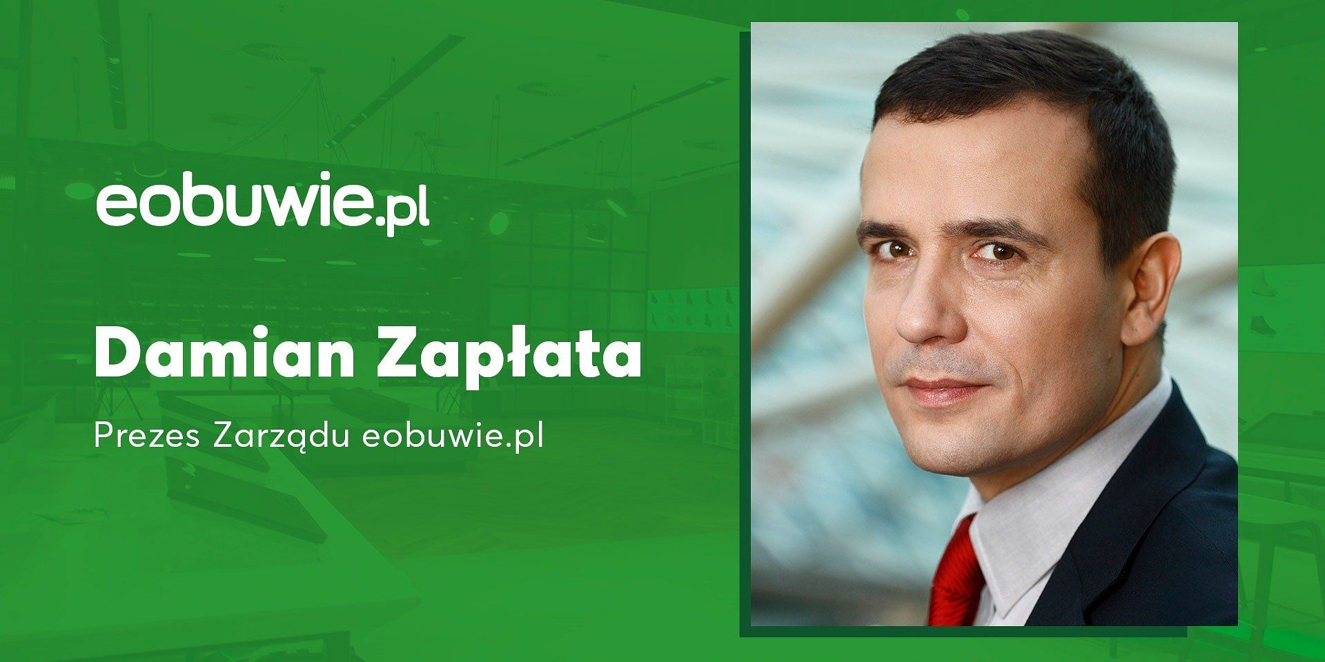 Damian Zaplata leaves Allegro and joinseobuwie.pl